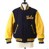 Whitesville UCLA AWARD JACKET SEMI DECORATION WV13986画像