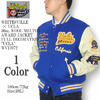 "Whitesville × UCLA 30oz. WOOL MELTON AWARD JACKET FULL DECORATION ""UCLA"" WV13972画像"