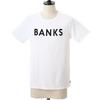 BANKS CLASSIC TEE SHIRT ATS0132画像