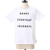 BANKS EVERYDAY JOURNEYS TEE SHIRT ATS0133画像