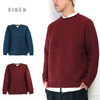 RINEN Wool Knit Sweater 13884画像