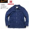 "Soundman × HINOYA Coverall Jacket ""Birmingham"" M374-655K画像"