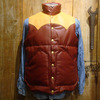 RAINBOW COUNTRY ALL LEATHER PRIMALOFT VEST RCL-10057HC画像