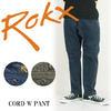 ROKX CORD W PANT RXMF7221画像