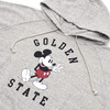 RHC Ron Herman × Disney × STANDARD CALIFORNIA GOLDEN STATE HOOD SWEAT GRAY画像