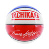 TACHIKARA FRANCHISE BASKETBALL COLOR OF CITY size 7 Red/Blue/White SB7-310画像