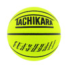 TACHIKARA FLASHBALL size 7 Neon Yellow / Black SB7-219画像
