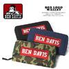 BEN DAVIS BOX LOGO WALLET BDW-9196画像
