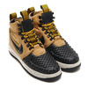 NIKE LF1 DUCKBOOT '17 METALLIC GOLD/BLACK-LIGHT BONE 916682-701画像