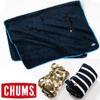 CHUMS Fleece Elmo Blanket CH62-1141画像