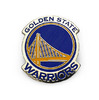 WINCRAFT GOLDEN STATE WARRIORS PIN ROYAL BLUE FF1783032画像