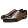 Crockett & Jones Weymouth II Dark Brown Antique Calf MADE IN ENGLAND画像