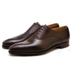 Crockett & Jones Wembley Dark Brown Antique Calf MADE IN ENGLAND画像