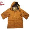 Battenwear 10 oz DUCK CANVAS COTTON UTILITY JACKET caramel FW17102A画像