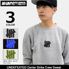 UNDEFEATED Center Strike Crew Sweat 5910948画像