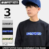 UNDEFEATED Camo Undefeated Crew Sweat 5910930画像
