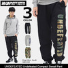 UNDEFEATED Undefeated Compact Sweat Pant 516143画像