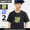 UNDEFEATED Camo 5 Strike S/S Tee 5900929画像