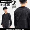 UNDEFEATED Lab Set L/S Tee 5990943画像