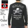 "SKULL WORKS × CROWS ロンT ""SWMC"" SWW-1104画像"