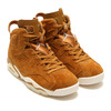 NIKE AIR JORDAN 6 RETRO GOLDEN HARVEST/GOLDEN HARVEST-SAIL 384664-705画像