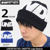 UNDEFEATED UNDFTD Logo Beanie 532370画像