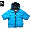 P.H.Designs DELTA HOODED JACKET turquoise画像