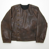 BLACK SIGN Goatskin Swindler Jacket BSFJ-17410B画像
