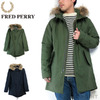 FRED PERRY F2516 FISHTAIL PARKA画像