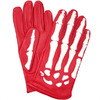 Supreme Vanson Leather X-Ray Gloves RED画像