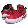 NIKE JORDAN SPIZIKE gym red/black-white-wolf grey 315371-603画像