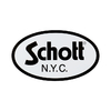 Schott Oval logo Decal Large 3172049画像