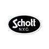 Schott Oval logo Decal Small 3172048画像