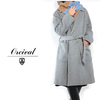 Orcival Lady's #RC-8805 BeltedCoat - Super160's Beaver -画像