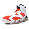 "NIKE AIR JORDAN 6 RETRO ""GATORADE"" ""MICHAEL JORDAN"" ""LIMITED EDITION for JORDAN BRAND"" WHT/ORG/BLK/GRN 384664-145画像"