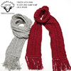 HIGHLAND2000 Wool Cable Knit Scarf HL17-016S1画像