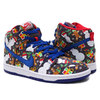 NIKE SB DUNK HIGH TRD QS BLUE RIBBON/BLUE RIBBON 881758-446画像