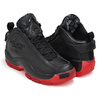 FILA 96 GL ALL EYEZ ON ME 2PAC BLACK / RED F0204-0001画像