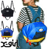 X-girl MESH POCKET 2WAY BAG 5181005画像