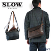 SLOW Herbie series #49S123G Flap Shoulder Bag L画像