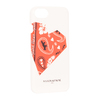MAISON KITSUNE IPHONE8 CASE BANDANA HEART KUI8809画像