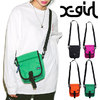X-girl FRAP SHOULDER BAG 5181002画像