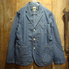 FOB FACTORY CRUISER CHAMBRAY JACKET F2367画像