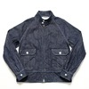 "Soundman Harrington Jacket ""Lukes"" 12oz Denim 143M-803L画像"