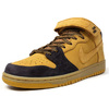 "NIKE DUNK MID PRO ""LEWIS MARNELL"" ""LIMITED EDITION for NONFUTURE"" BRN/BGE AJ1445-200画像"