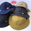 DANTON POCKETABLE NYLON TAFFETA HAT画像
