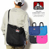 BEN DAVIS COLOR SHOULDER TOTE BAG BDW-9224画像