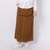 MANASTASH × UNIVERSAL OVERALL WORKCAMP SKIRT 403418106画像