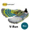 vibram FiveFingers V-Run Oyster 17M7003画像