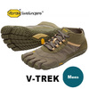 vibram FiveFingers V-TREK Military / Dark Grey 18M7402画像